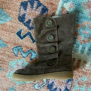 Livie & Luca suede kids boots